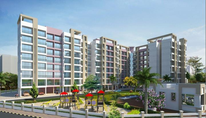 Project Image of 324.21 - 369.63 Sq.ft 1 BHK Apartment for buy in  Green Woods Building 2 To 6