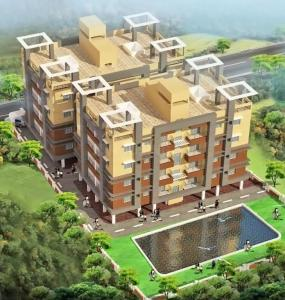 Project Image of 785 - 940 Sq.ft 2 BHK Apartment for buy in FTC Sunshine Regent
