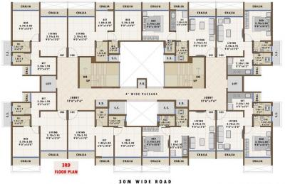 Gallery Cover Image of 650 Sq.ft 1 BHK Apartment for buy in Neelkanth Bliss, Kalamboli for 4200000