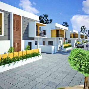 Project Image of 0 - 1379.0 Sq.ft 3 BHK Apartment for buy in Saicare Water Front