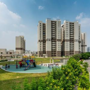 Gallery Cover Image of 1998 Sq.ft 3 BHK Independent Floor for rent in Sector 83 for 21500