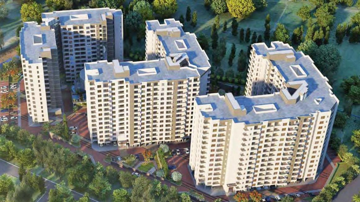 Project Image of 1270.0 - 1800.0 Sq.ft 2 BHK Apartment for buy in Brigade Omega