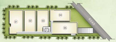 वैभव पैराडाइज़ पल्म्स में खरीदने के लिए 1161.0 - 1668.0 Sq.ft 2 BHK अपार्टमेंट प्रोजेक्ट  की तस्वीर