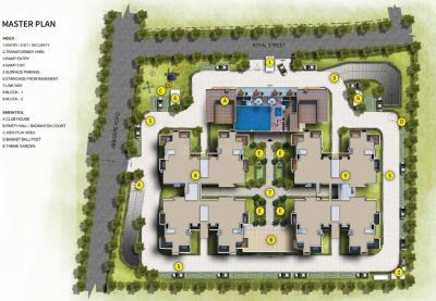 Project Image of 1305.0 - 1345.0 Sq.ft 2 BHK Apartment for buy in Shriram Codename Treasure Island