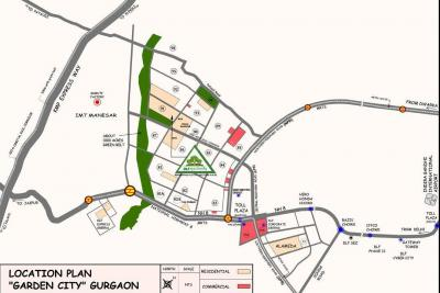 268 Sq.ft Residential Plot for Sale in Sector 91, Gurgaon