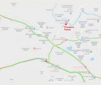 Project Image of 1124.0 - 3497.0 Sq.ft Residential Plot Plot for buy in KBD Prospera Palms