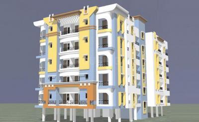Concrete Shiv Apartment