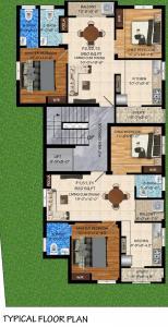 वसीयम प्राइम में खरीदने के लिए 920.0 - 950.0 Sq.ft 2 BHK अपार्टमेंट प्रोजेक्ट  की तस्वीर