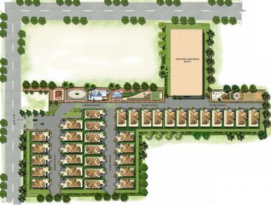 साइनोशुर ज्योति वुड्स में खरीदने के लिए 0 - 3500.0 Sq.ft 5 BHK विला प्रोजेक्ट  की तस्वीर