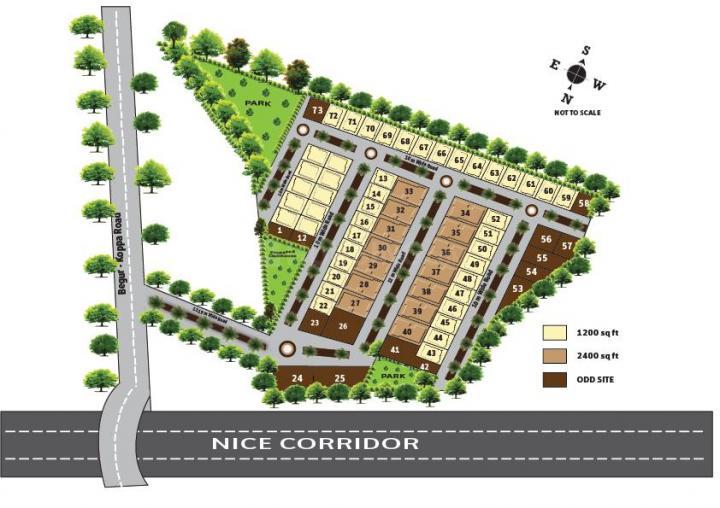 Project Image of 880 - 4780 Sq.ft Residential Plot Plot for buy in Artha Zen