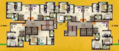 यूनिटी वीनस हाइट्स में खरीदने के लिए 394.0 - 642.0 Sq.ft 1 BHK अपार्टमेंट प्रोजेक्ट  की तस्वीर
