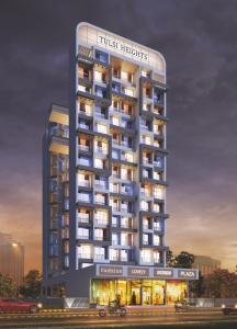 Project Image of 299.45 - 457.36 Sq.ft 1 BHK Apartment for buy in Gurukrupa Tulsi Heights