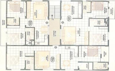 Project Image of 875.0 - 1035.0 Sq.ft 2 BHK Apartment for buy in Ankshu Ankshu Arnica