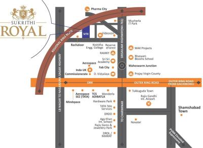 Project Image of 1127 - 7417 Sq.ft Residential Plot Plot for buy in Subhagruha Sukrithi Royal