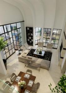 Gallery Cover Image of 2779 Sq.ft 3 BHK Apartment for buy in Sobha 25 Richmond, Ashok Nagar for 74300000