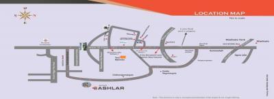 एक्सेंट अशेलार में खरीदने के लिए 1140.0 - 1400.0 Sq.ft 2 BHK अपार्टमेंट प्रोजेक्ट  की तस्वीर