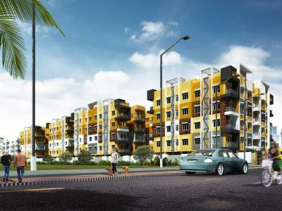 Project Image of 750.0 - 1176.0 Sq.ft 2 BHK Apartment for buy in Meena Orchid