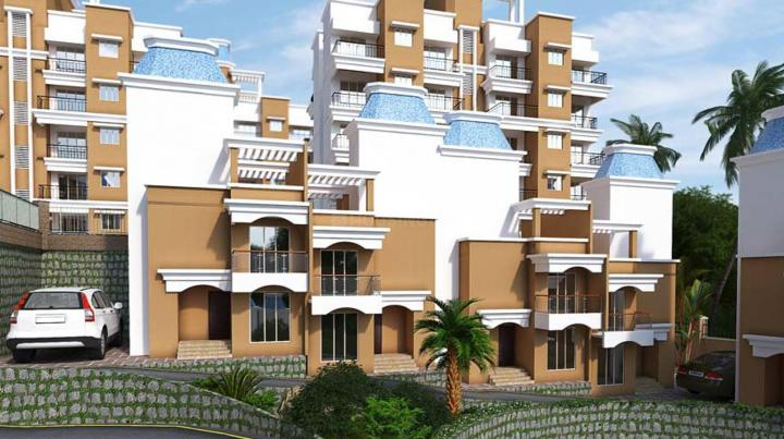 Project Image of 309.14 - 441.64 Sq.ft 1 BHK Apartment for buy in Sai Enrich Hills