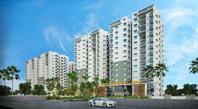 Gallery Cover Image of 1440 Sq.ft 2 BHK Apartment for rent in Luxor, Chikkagubbi Village for 28000