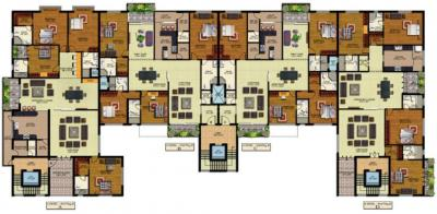 Gallery Cover Image of 4000 Sq.ft 4 BHK Apartment for rent in Vijay Rain Forest, Kilpauk for 175000