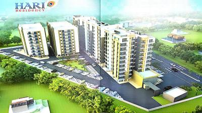 Project Image of 609.99 - 785.98 Sq.ft 2 BHK Apartment for buy in Odhavashish Hari Residency B Building