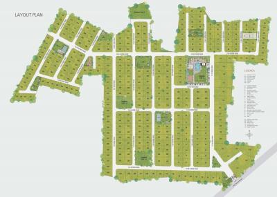 जेपी इस्कॉन ग्रीन्स, घूमा  में 33500  किराया  के लिए 33500 Sq.ft 3 BHK इंडिपेंडेंट हाउस के गैलरी कवर  की तस्वीर