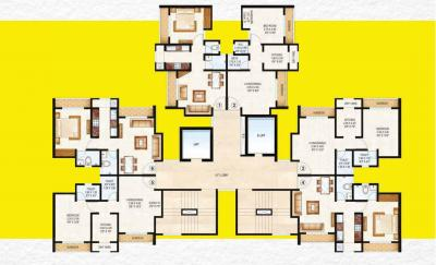 Project Image of 0 - 425.0 Sq.ft 1 BHK Apartment for buy in Raunak Bliss Phase A