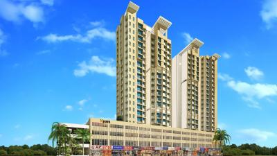 Gallery Cover Image of 1475 Sq.ft 3 BHK Apartment for rent in Rodium Xpoint, Kandivali West for 50000