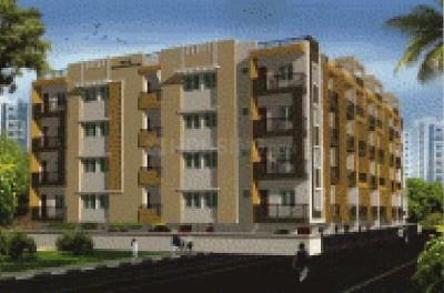Gallery Cover Image of 1503 Sq.ft 3 BHK Apartment for rent in AR Maa Brindavan, Whitefield for 23000
