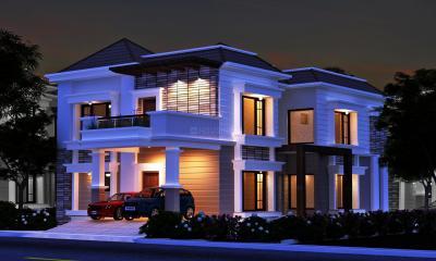 Project Image of 0 - 3395 Sq.ft 3 BHK Villa for buy in BricMor La Hacienda