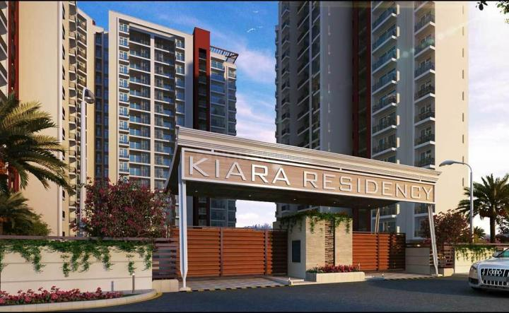 Project Image of 681.25 - 788.24 Sq.ft 2 BHK Apartment for buy in Kiara Residency