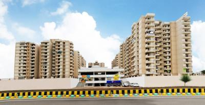 Gallery Cover Image of 715 Sq.ft 1 BHK Apartment for rent in Emenox Brave Hearts Plaza, Meerut Road Industrial Area for 4500