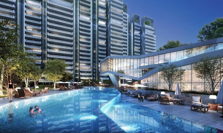Project Image of 1275.0 - 1998.0 Sq.ft 2 BHK Apartment for buy in ILD Arete
