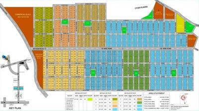 Project Image of 600 - 3200 Sq.ft Residential Plot Plot for buy in Rss Good Luck City