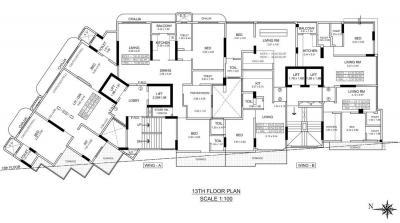 आईवीवाई मार्वल में खरीदने के लिए 414.2 - 871.66 Sq.ft 1 BHK अपार्टमेंट प्रोजेक्ट  की तस्वीर