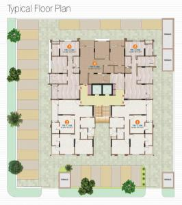Project Image of 1000 - 1890 Sq.ft 2 BHK Apartment for buy in Ashapurna Enclave Platinum Apartments
