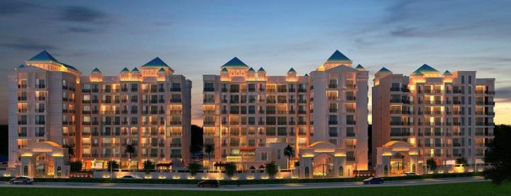 Project Image of 431.0 - 470.0 Sq.ft 1 BHK Apartment for buy in Thanekar Parkland
