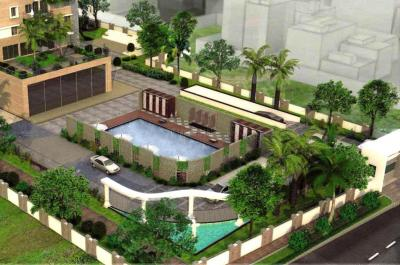 Gallery Cover Image of 1430 Sq.ft 2 BHK Apartment for buy in Terraza, Thanisandra for 9700000