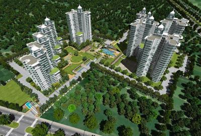 Gallery Cover Image of 2700 Sq.ft 5 BHK Apartment for rent in Spaze Privvy The Address, Sector 93 for 23000