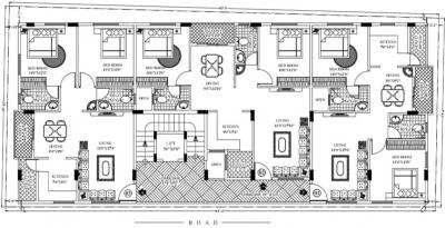 स्वस्तिक होम्स में खरीदने के लिए 1003.0 - 1026.0 Sq.ft 2 BHK अपार्टमेंट प्रोजेक्ट  की तस्वीर