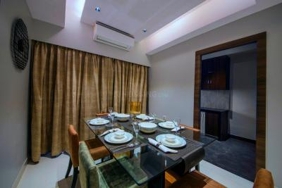 Gallery Cover Image of 1465 Sq.ft 3 BHK Apartment for buy in Merlin Regalia, Tangra for 9400000