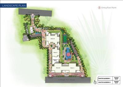 Project Image of 2485.0 - 5975.0 Sq.ft 3 BHK Apartment for buy in Mantri Blossom