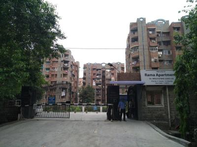 Gallery Cover Image of 1500 Sq.ft 3 BHK Apartment for rent in Rama Apartment, Sector 11 Dwarka for 26000