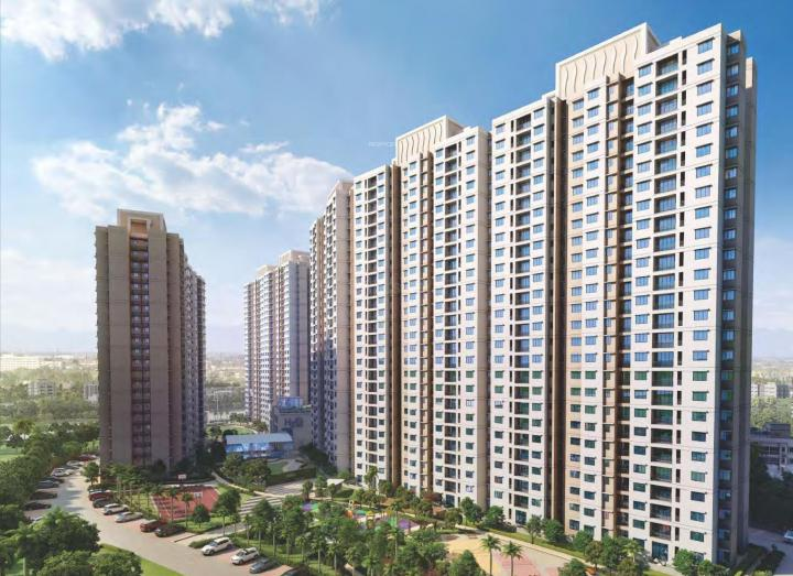 Project Image of 1050.0 - 1950.0 Sq.ft 2 BHK Apartment for buy in Ideal Aquaview