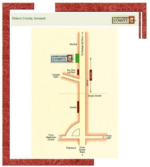 Project Image of 2250 - 4518 Sq.ft Residential Plot Plot for buy in Eldeco County Plots