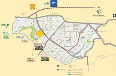 पिरामिड इन्फिनिटी में खरीदने के लिए 314.54 - 645.25 Sq.ft 1 BHK अपार्टमेंट प्रोजेक्ट  की तस्वीर