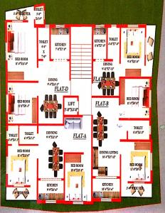 Project Image of 425 - 740 Sq.ft 1 BHK Apartment for buy in Siddhaye Apartment
