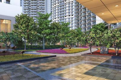 Gallery Cover Image of 1250 Sq.ft 2 BHK Apartment for rent in L&T Crescent Bay T2, Parel for 78000
