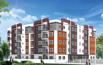 Gallery Cover Image of 1355 Sq.ft 3 BHK Apartment for buy in Shiva Shakthi Springfields, HBR Layout for 7071000