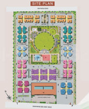 Gallery Cover Image of 1250 Sq.ft 2 BHK Apartment for rent in Avj Heightss, Zeta I Greater Noida for 11000
